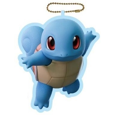 Pokemon Mewtwo Strikes Back Evolution Print Mascot: Squirtle