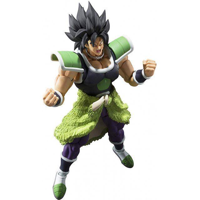 S.H.Figuarts Dragon Ball Super Broly: Broly -Super-