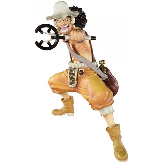 Figuarts Zero One Piece: Sniper King Sogeking Usopp