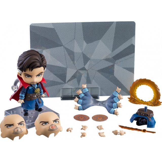 Nendoroid No. 1120-DX Avengers Infinity War: Doctor Strange Infinity Edition DX Ver.