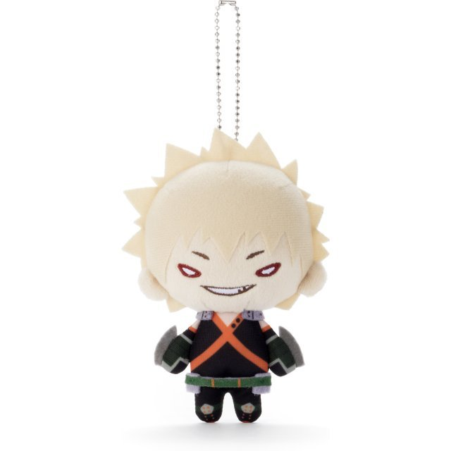 Nitotan My Hero Academia Plush with Ball Chain: Katsuki Bakugou