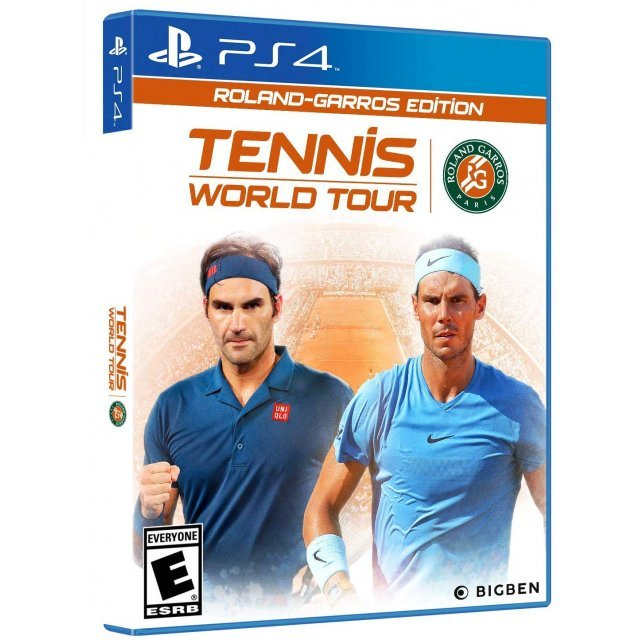 Tennis World Tour [Roland-Garros Edition]