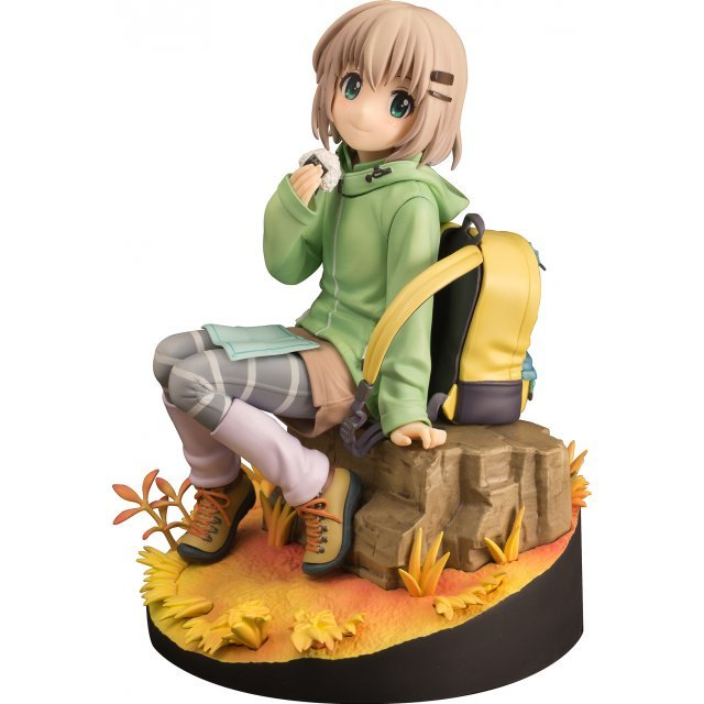 Yama no Susume 3rd Season 1/7 Scale Pre-Painted Figure: Aoi (Autumn Hike)