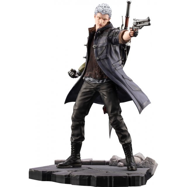 ARTFX J Devil May Cry 5 1/8 Scale Pre-Painted Figure: Nero