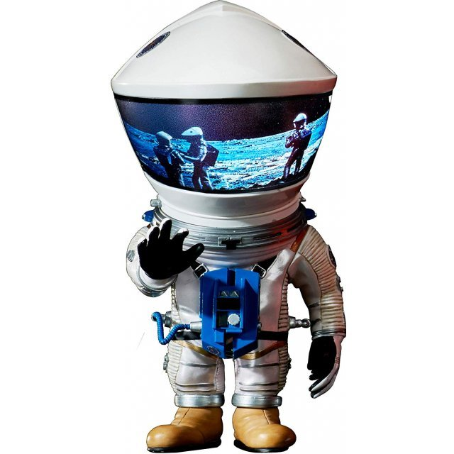 DefoReal 2001 A Space Odyssey: Discovery Astronaut Silver Space Suit Ver.