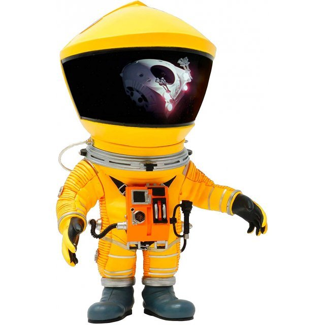 DefoReal 2001 A Space Odyssey: Discovery Astronaut Yellow Space Suit Ver.