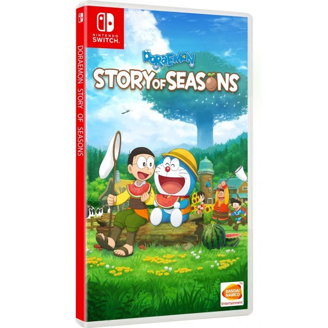 Doraemon Story of Seasons (Multi-Language)