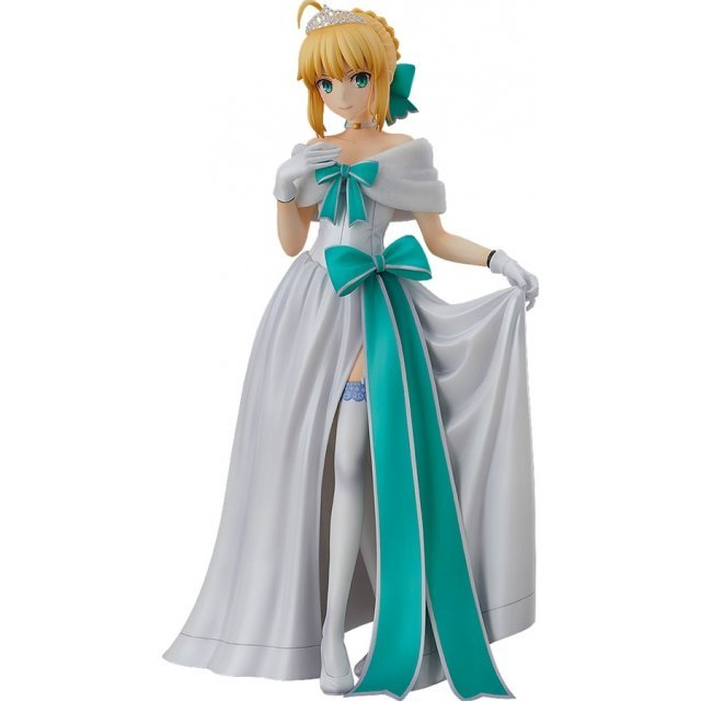 Fate/Grand Order 1/7 Scale Pre-Painted Figure: Saber/Altria Pendragon Heroic Spirit Formal Dress Ver.
