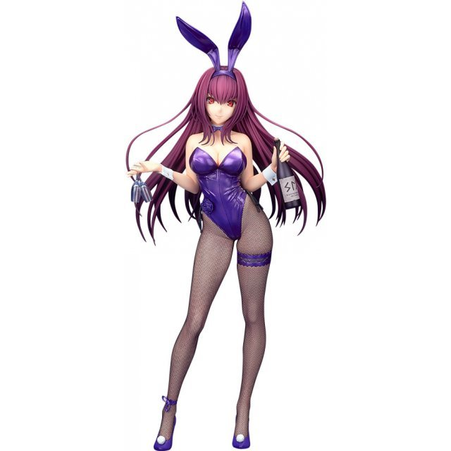Fate/Grand Order 1/7 Scale Pre-Painted Figure: Scathach Sashi Ugatsu Bunny Ver.