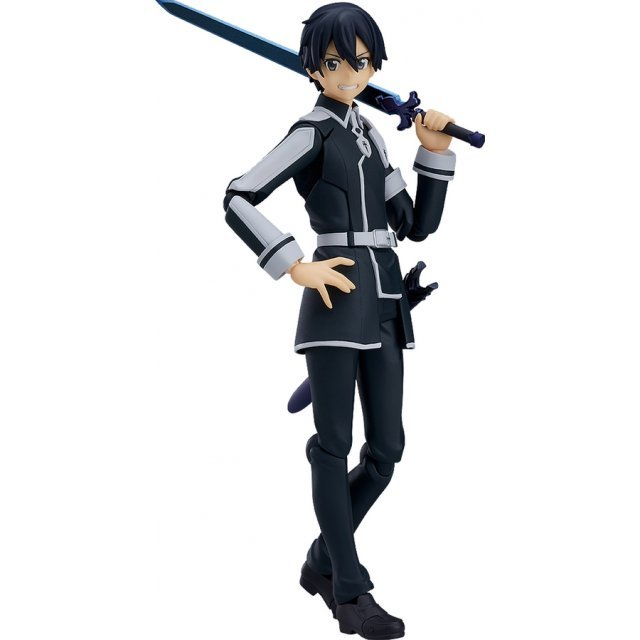 figma No. 435 Sword Art Online Alicization: Kirito Alicization Ver.
