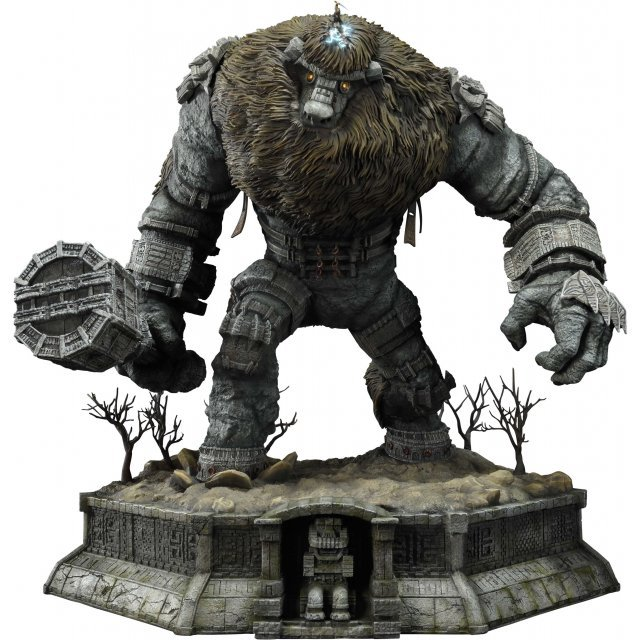 Ultimate Diorama Masterline Shadow of the Colossus Statue: The First Colossus EX Ver.