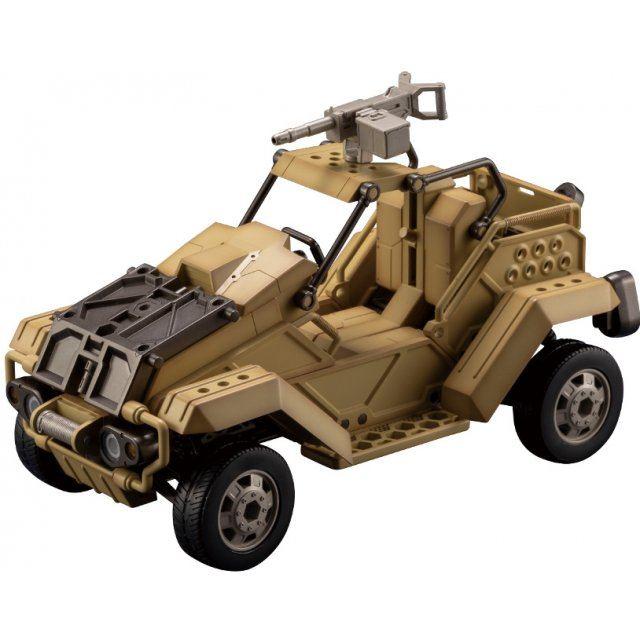 Hexa Gear 1/24 Scale Model Kit: Booster Pack 003 Desert Buggy