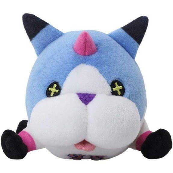 Kingdom Hearts Laying Plush: Meow Wow (Re-run)