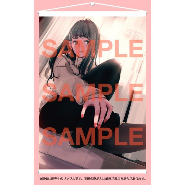 Kuro Tights Deep Wall Scroll Collection 035 Mic Maeda