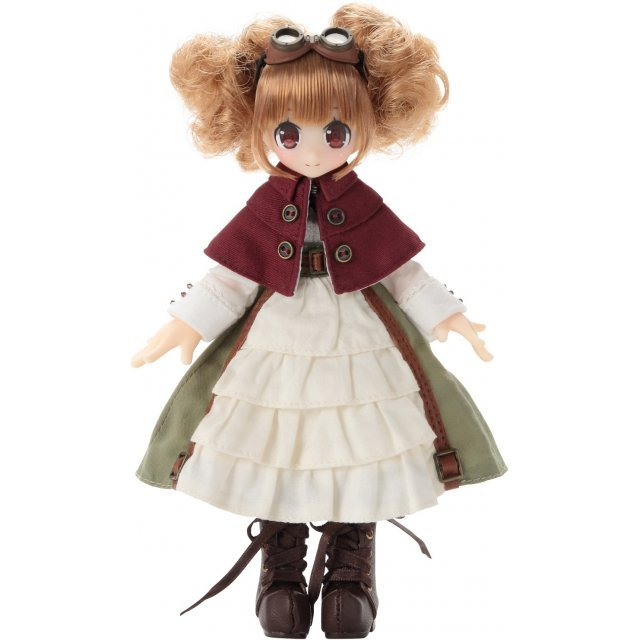 Lil' Fairy Small Maid 1/12 Scale Fashion Doll: Moja Neiri (Request General Election Make to Order Product)