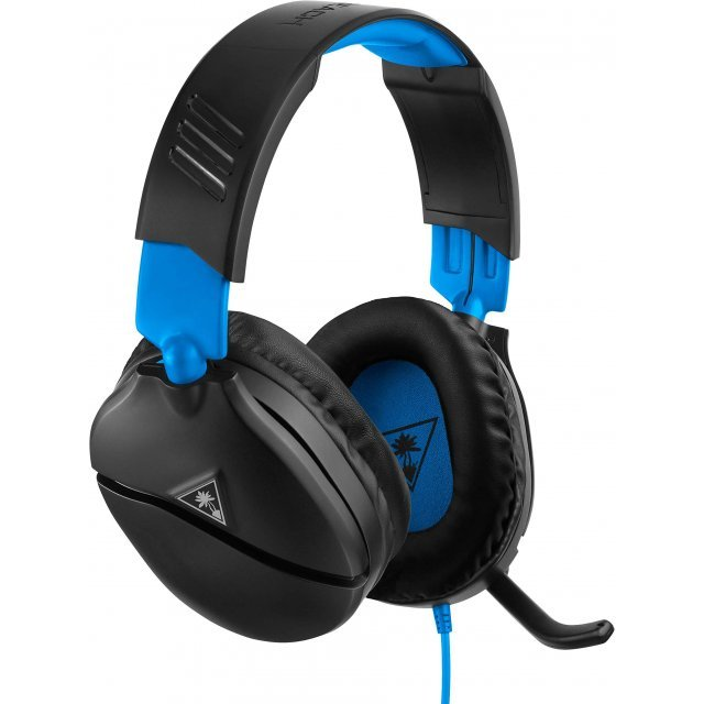 Recon 70 Headset for Xbox One / PS4 / Switch (Black x Blue)