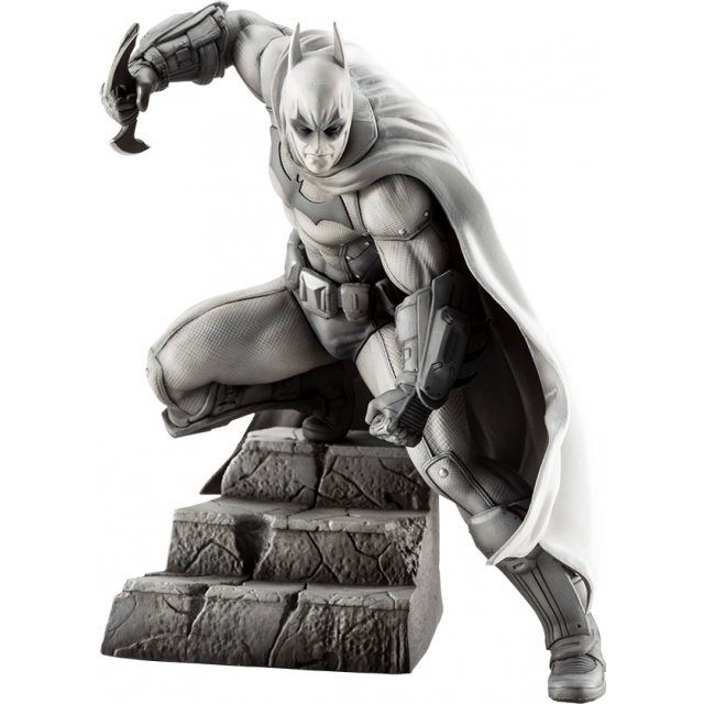 ARTFX+ DC Universe 1/10 Scale Pre-Painted Figure: Batman Arkham Series 10th Anniversary Limited Edition