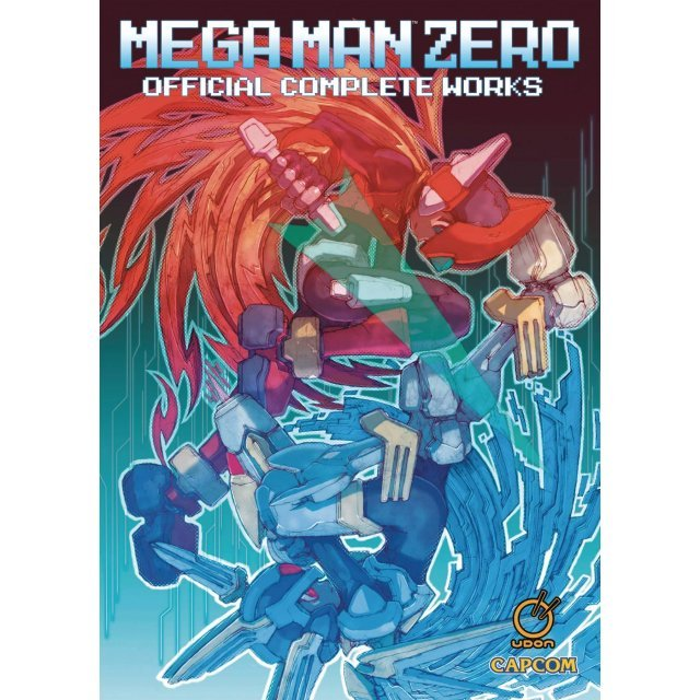 MEGA MAN ZERO: OFFICIAL COMPLETE WORKS (HARDCOVER)