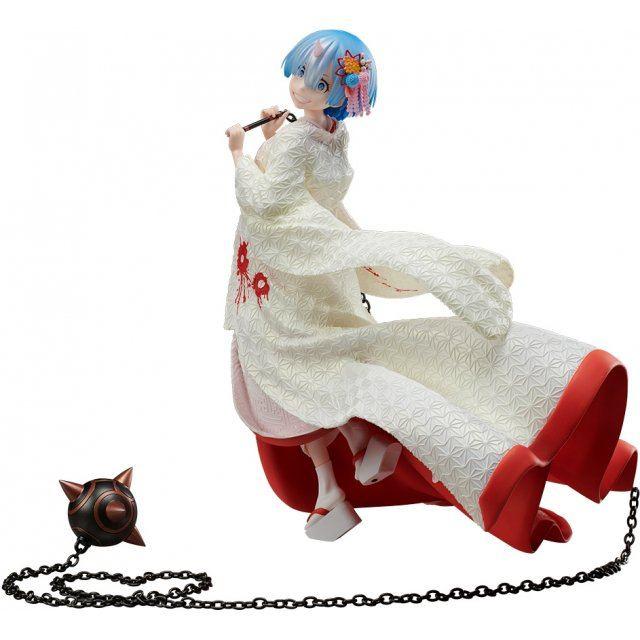 Re:Zero kara Hajimeru Isekai Seikatsu 1/7 Scale Pre-Painted Figure: Rem -Oniyome-