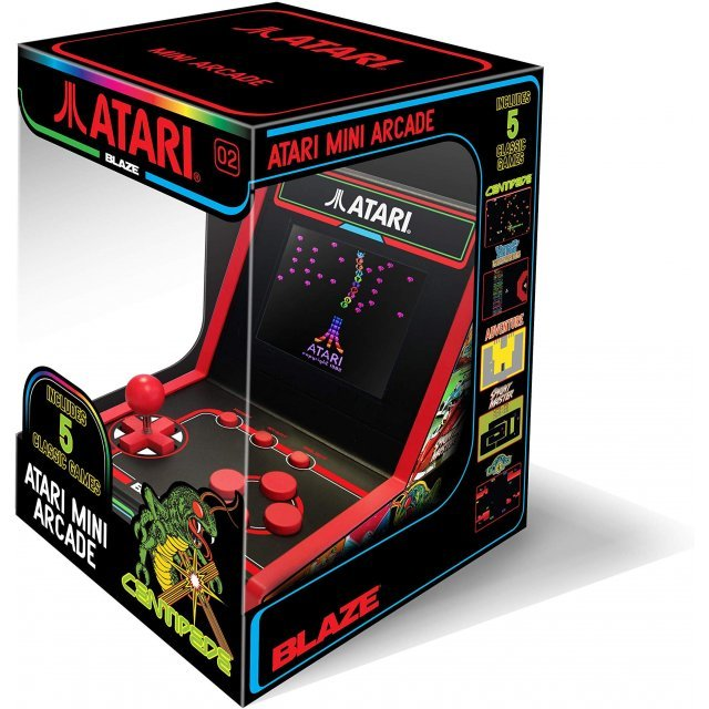 Atari Mini Arcade (5 in 1 Retro Games)