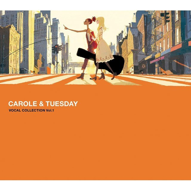 Carole And Tuesday Vocal Collection Vol.1