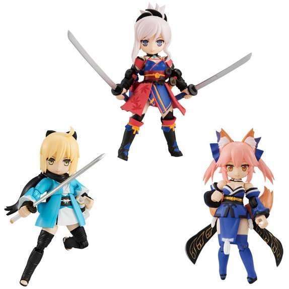 Desktop Army Fate/Grand Order Vol.3 (Set of 3 pieces)