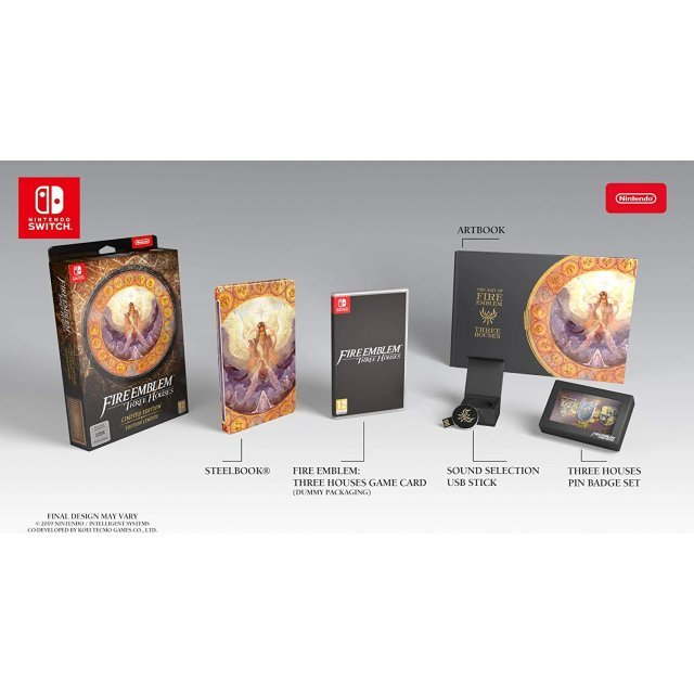 Fire Emblem: Three Houses [Limited Edition]