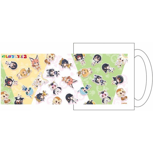 Kemono Friends 2 Mug Cup