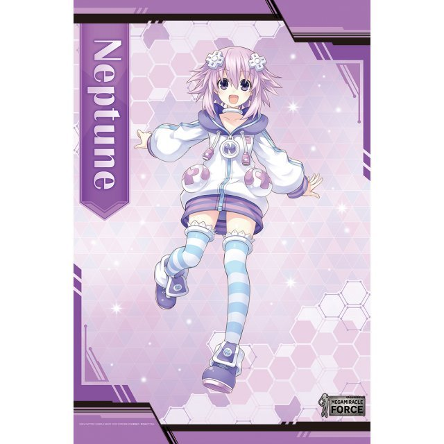 Mega Miracle Force B2 Tapestry 1: Neptune