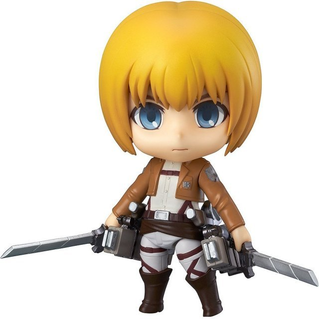 NENDOROID NO. 435 ATTACK ON TITAN: ARMIN ARLERT [GOOD SMILE COMPANY ONLINE SHOP LIMITED VER.] (RE-RUN)