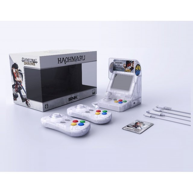 NEOGEO Mini Samurai Spirits Haohmaru Set [Limited Edition]