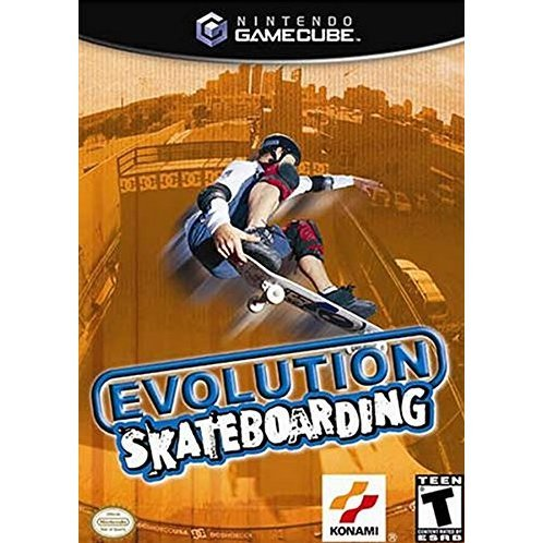 Evolution Skateboarding