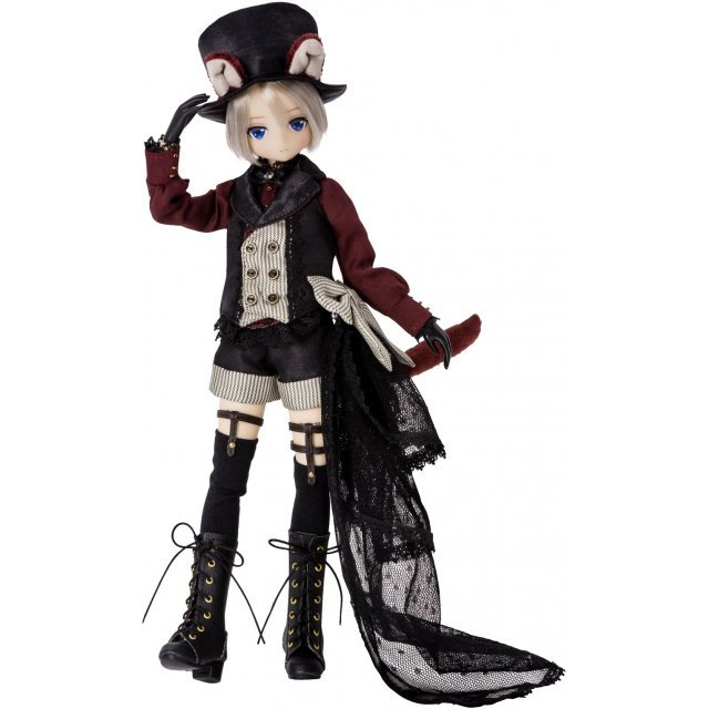 EX Cute Family 1/6 Scale Fashion Doll: Alice's Tea Party -A Sweet Tea Party- Cheshire Cat/Kyle