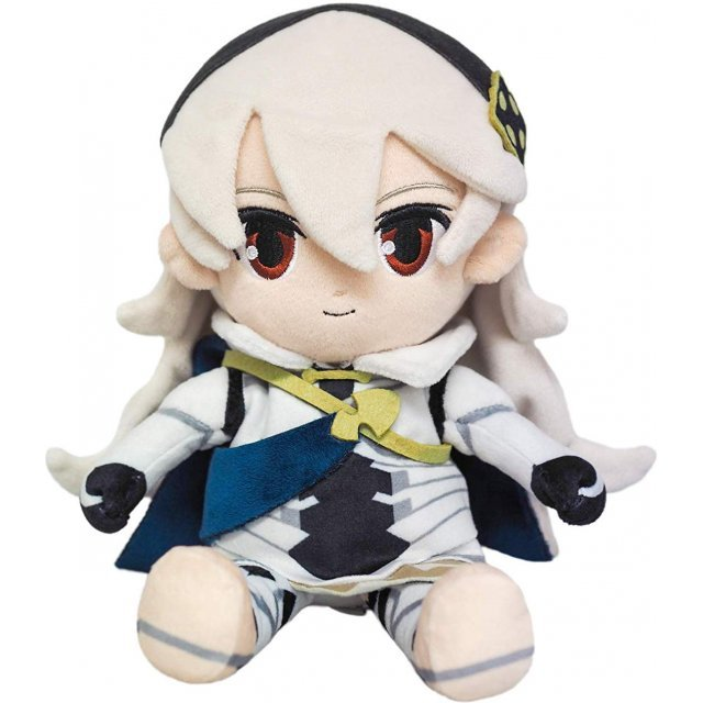 Sanei Fire Emblem Plush Doll Marth Size S Stuffed Toy FP01 Japan
