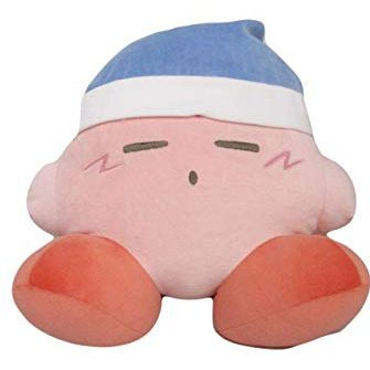 Kirby's Dream Land Pupupu Friends Cushion: Kirby