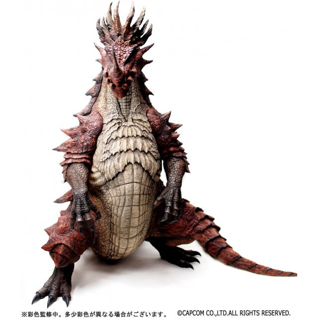 Monster Hunter 15th Anniversary Project Giga Soft Vinyl Series: Lao-Shan Lung