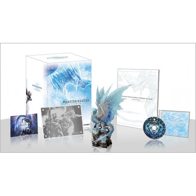 Monster Hunter World: Iceborne (Collector's Edition) (Multi-Language)