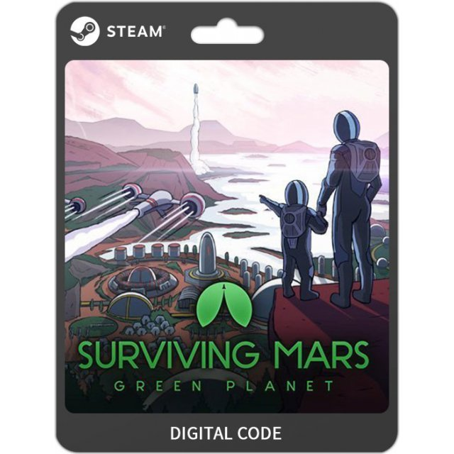 Surviving Mars: Green Planet (DLC)