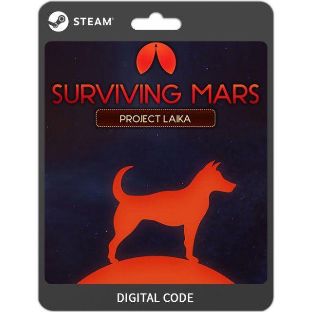 Surviving Mars: Project Laika (DLC)