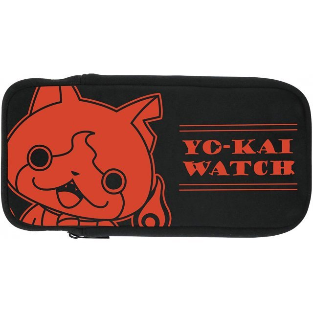 Yo-kai Watch Soft Pouch for Nintendo Switch (Jibanyan)