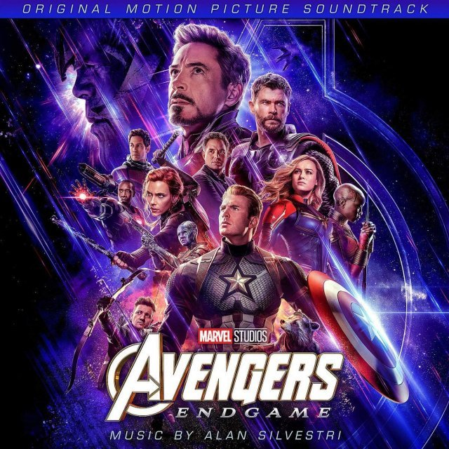 Avengers: Endgame Original Soundtrack
