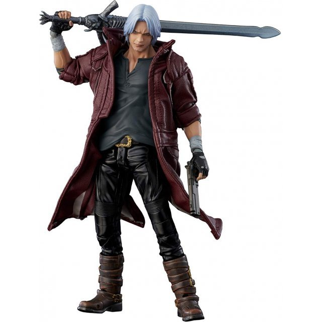 Devil May Cry 5 1/12 Scale Action Figure: Dante