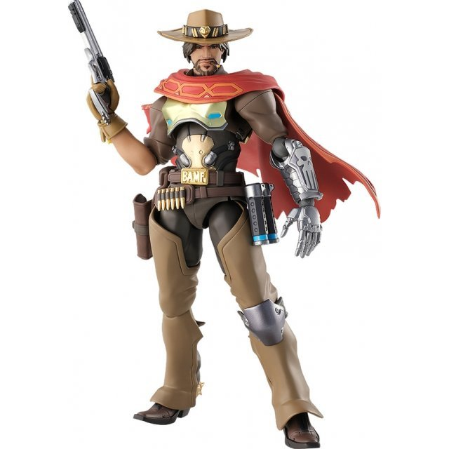figma No.438 Overwatch: McCree