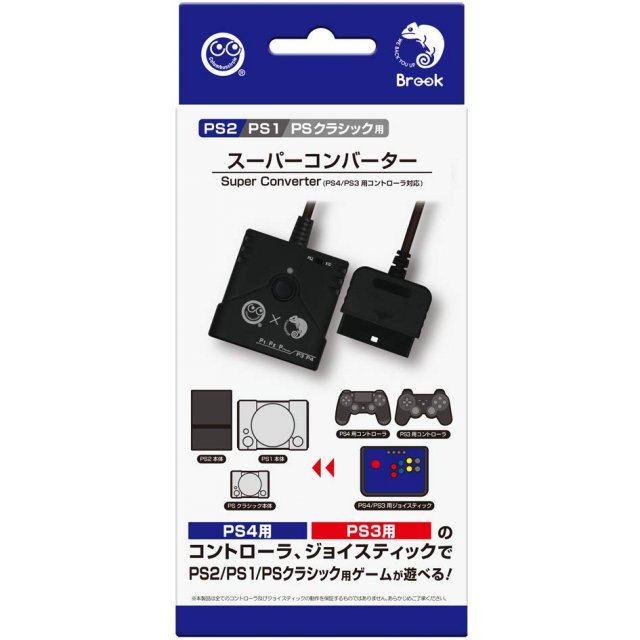 Super Converter for PS Classic / PS1 / PS2