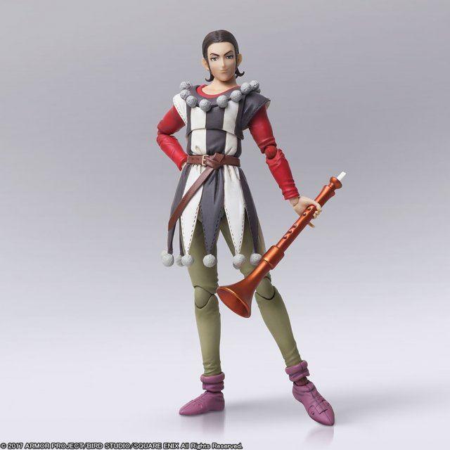 Dragon Quest XI Sugisarishi Toki wo Motomete Bring Arts: Sylvia & Rab