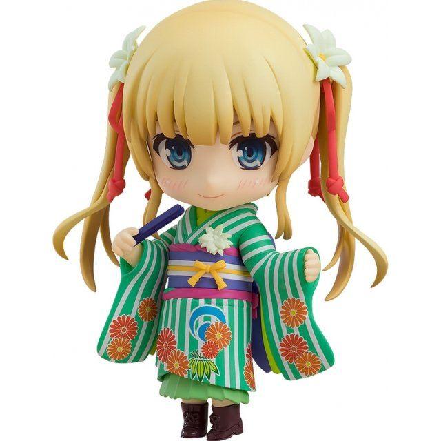 Nendoroid No. 1130 Saekano How to Raise a Boring Girlfriend Fine: Eriri Spencer Sawamura Kimono Ver.