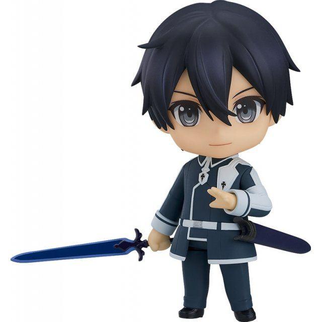 Nendoroid No. 1138 Sword Art Online Alicization: Kirito Elite Swordsman Ver.
