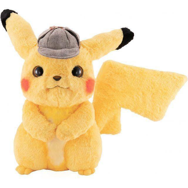 Pokemon Detective Pikachu Life Size Doll Pikachu