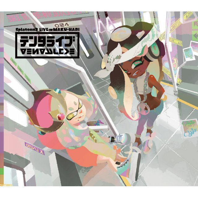 Splatoon 2: Live In Makuhari Off The Hook Concert In Japan [Limited Edition]