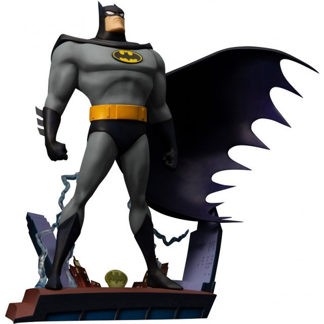 ARTFX+ Batman The Animated Series 1/10 Scale Pre-Painted Figure: Batman Animated Opening Edition